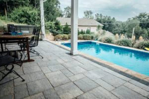 Patio pavers perfect for outdoor living