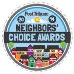 Post-tribune award for best landscapers