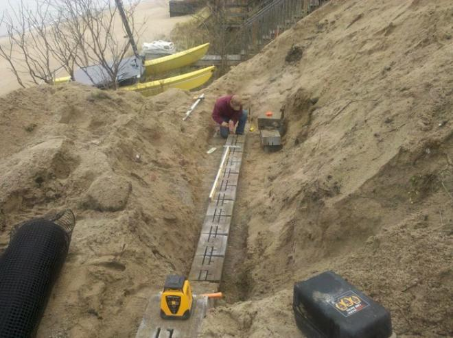 Expert landscapers install hardscapes in Michigan