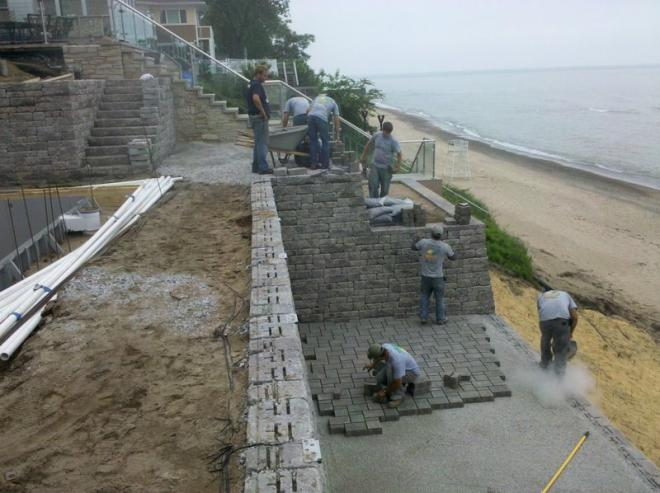 retaining wall ideas for your home