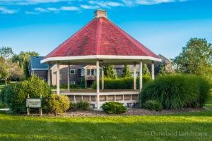Landscape property maintenance