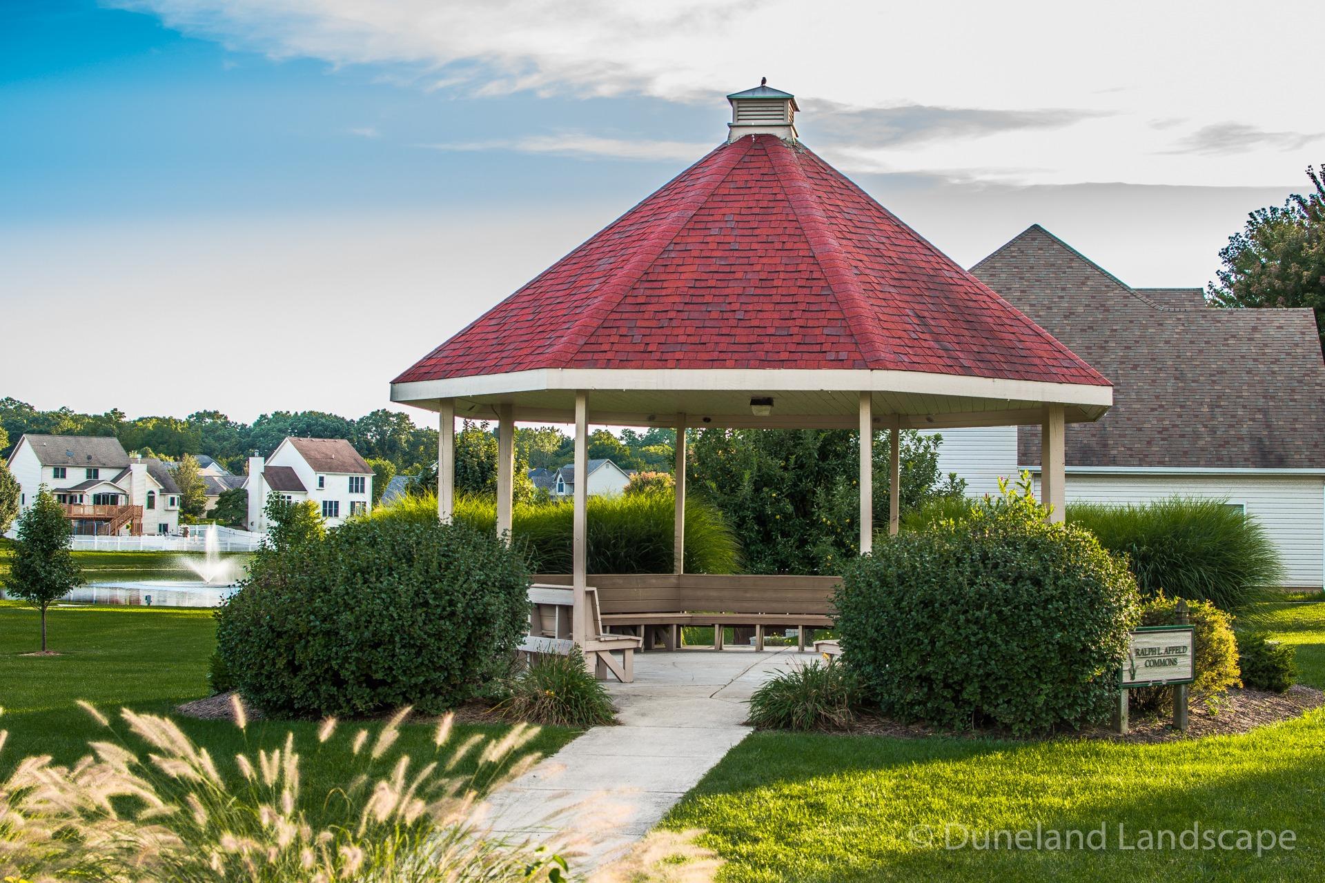 Landscaping design for Indiana park