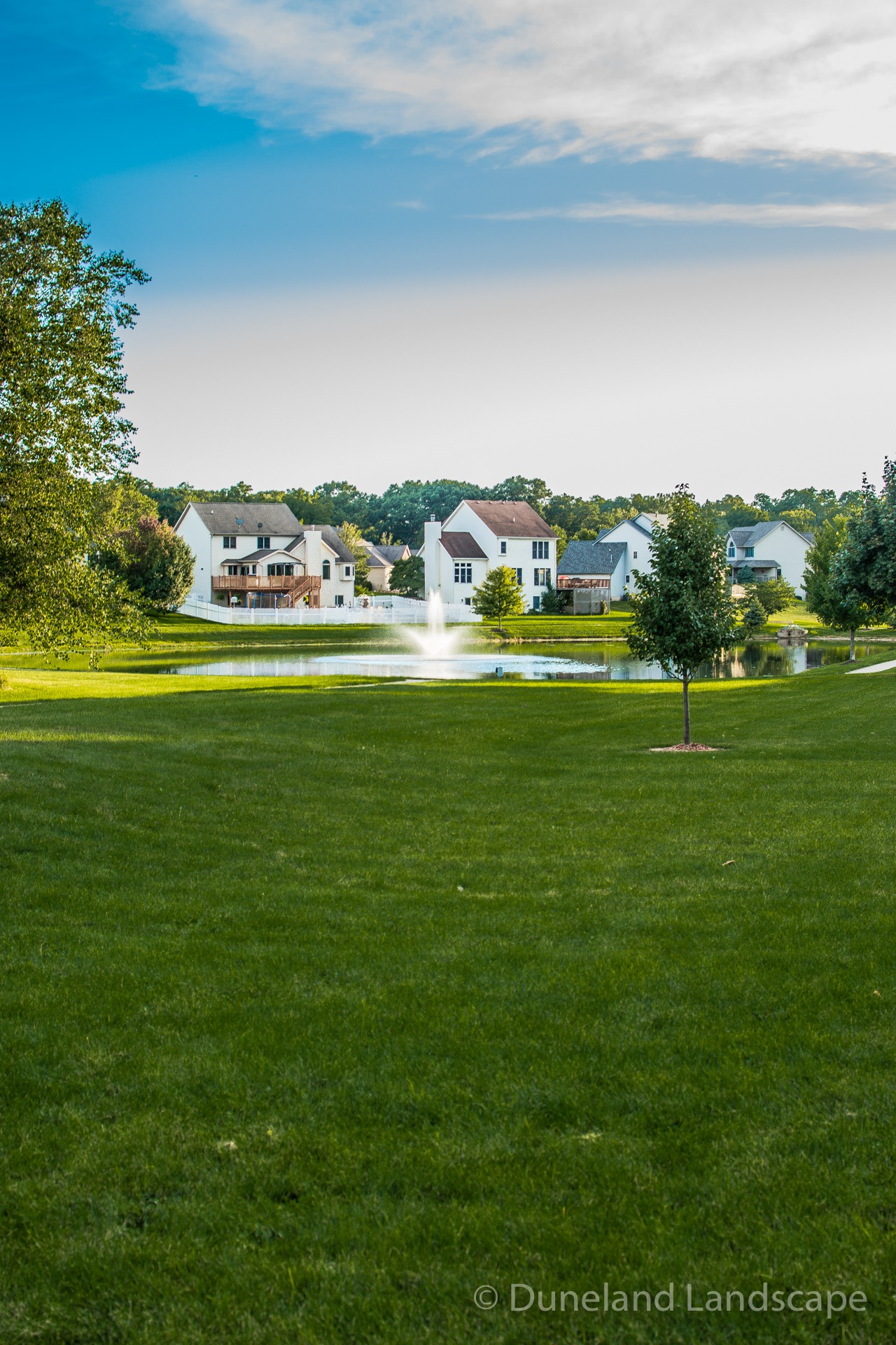 residential community lawn care company
