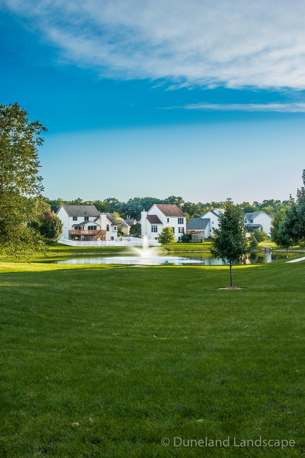 Indiana lawn care company