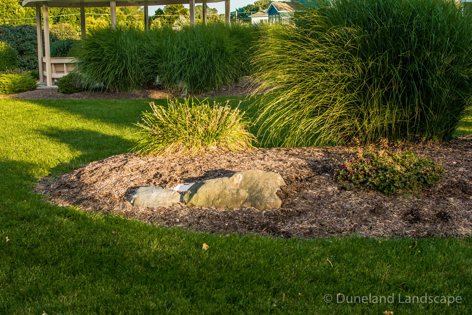 Duneland Landscaping in Valparaiso