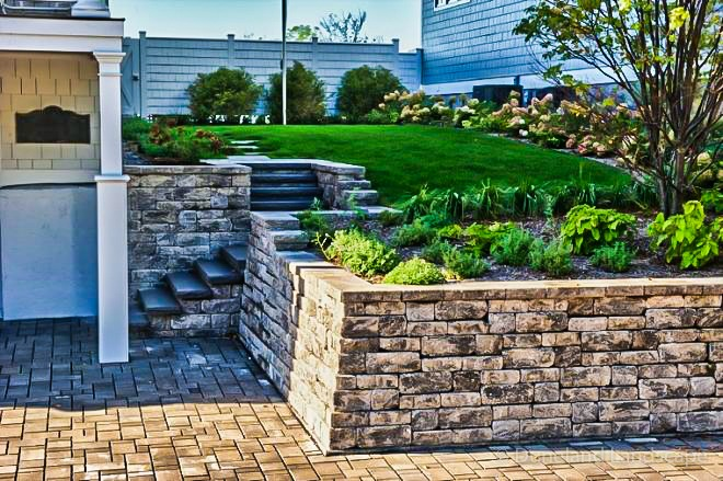professional landscape and hardscape designers in Grand Beach