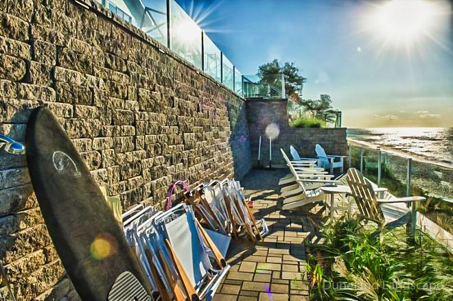 best hardscape designers for beach homes