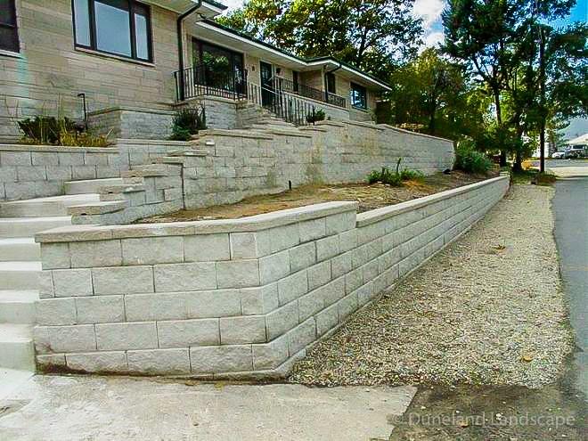 handscape stairway